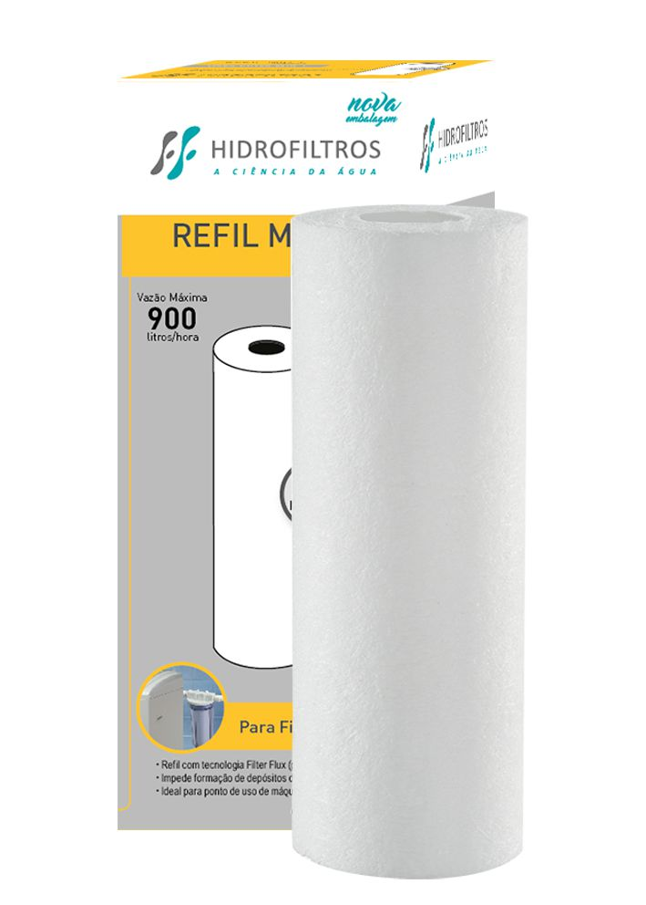 Refil 05 Filter Flux 7 / Refil 05 FF 7' Liso (PP) - 905-0002