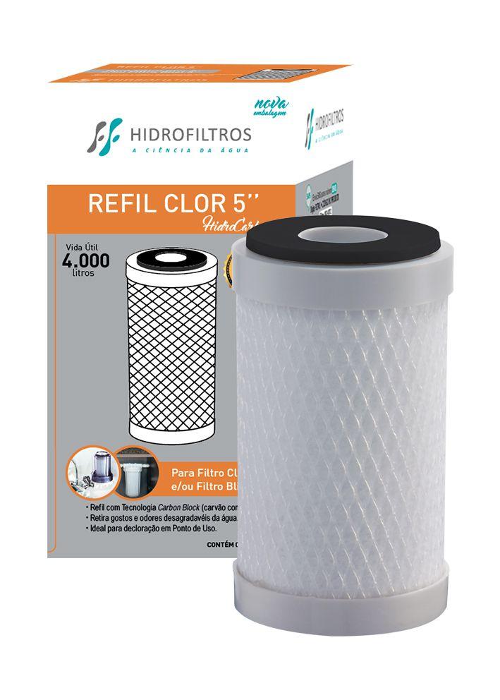 Refil Carbon Block 5 - 902-0012