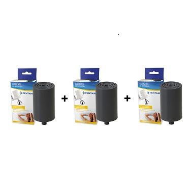 Refil Filtro Chuveiro Acqua Star - 3 Pçs - 928-0007