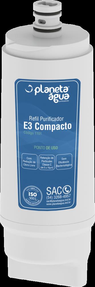 Refil E3 Compacto - 1101A