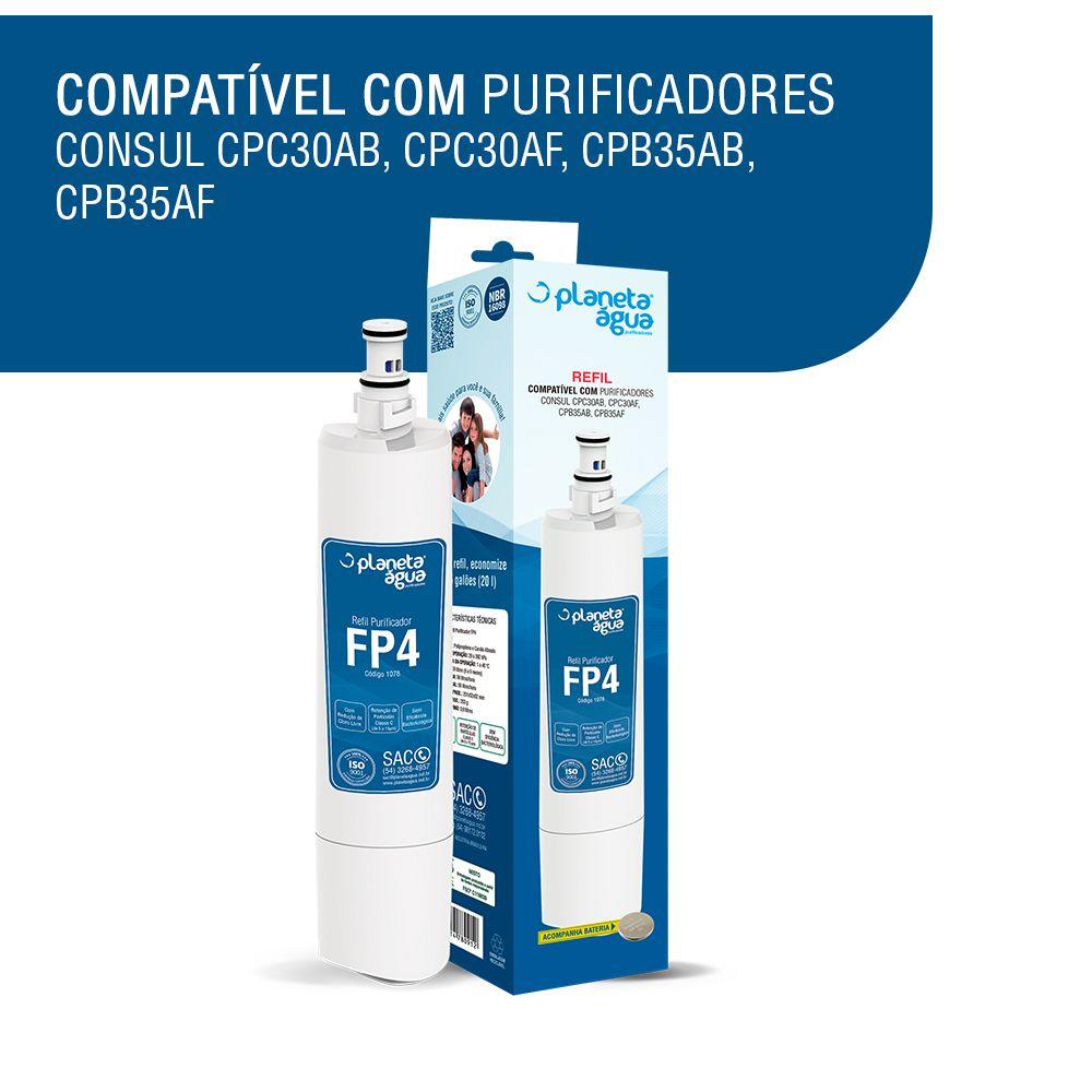 Refil FP4 (CONSUL) - 1078