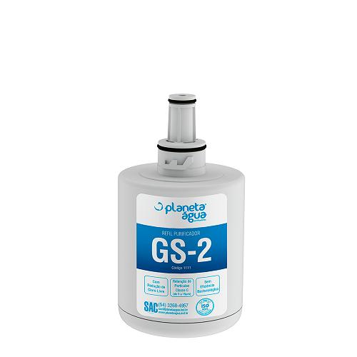 REFIL GS-2 (Geladeiras Side by Samsung) - 1111
