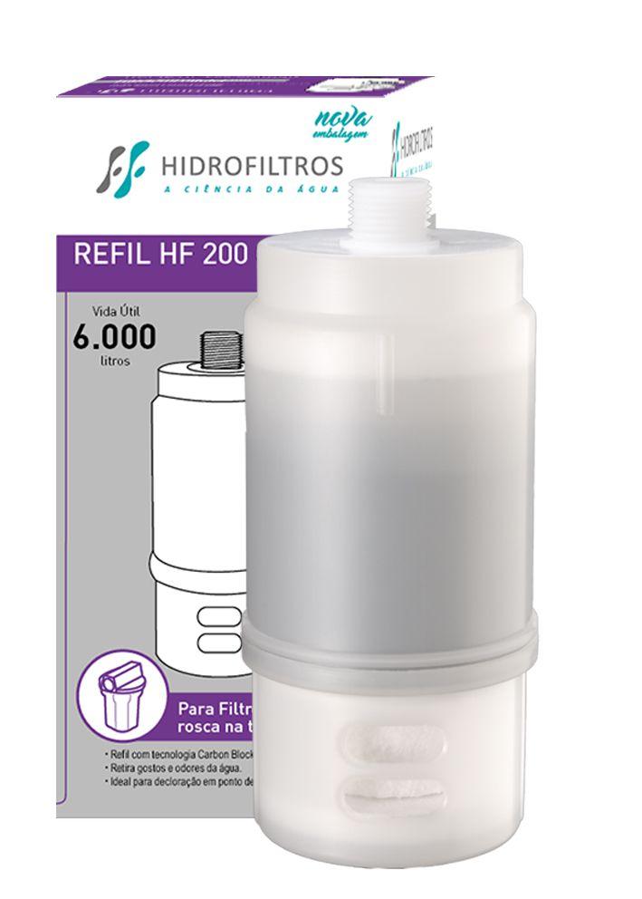 Refil Hf 200 Carbon - 902-0007