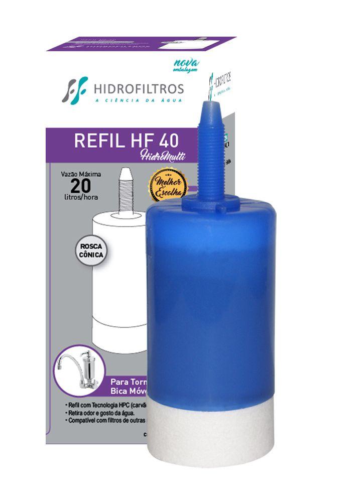 Refil Hf 40 Rosca Conica - 904-0004