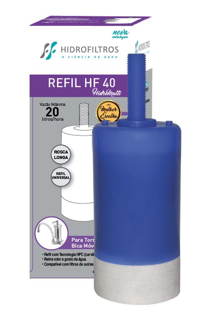 Refil Hf 40 Rosca Longa - 904-0003