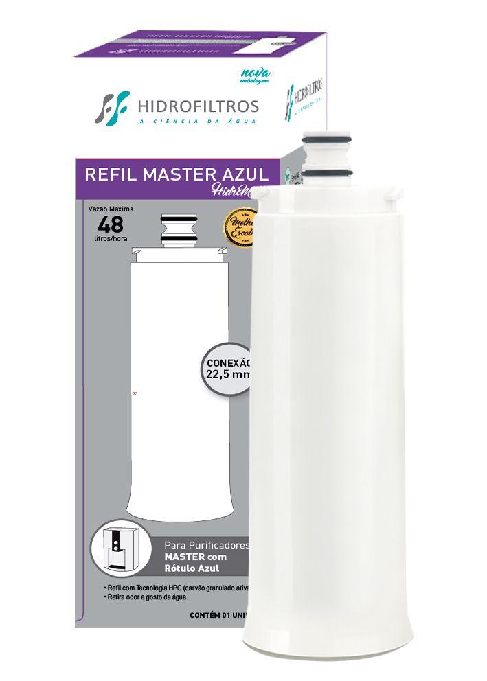 Refil Master Azul - 903-0509