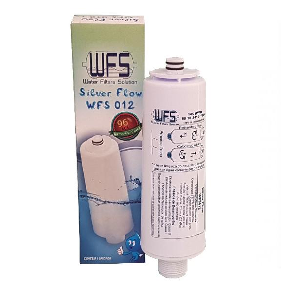 Refil Silver Flow - 96 Por Cento Ação Bacteriológica - Wfs 012