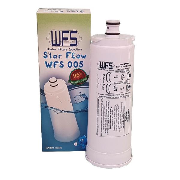 Refil Star Flow - 96 Por Cento Ação Bacteriológica - Wfs 005