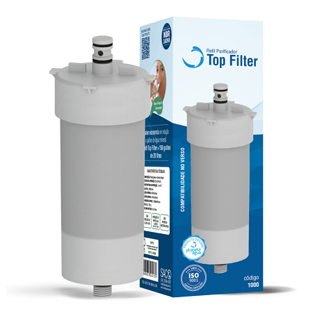 REFIL TOP FILTER (BICA) (DURIN) - 1000