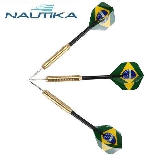 Conjunto De Dardos Profissional - Nautika