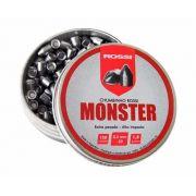 Chumbinho Pressão Monster Rossi 5.5 C/ 150un