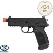 Pistola De Airsoft Green Gas  Gbb Fnx-45 Blowback Cal 6mm - Cybergun