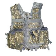 Colete Tatico Modular Airsoft Paintball Acu Camouflage
