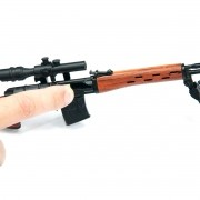 Miniatura Decorativa em Metal modelo Dragunov - Arsenal Guns