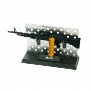 Miniatura Decorativa Metralhadora M60 Arsenal Guns