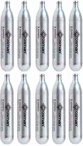 Cilindro Co2 12g Crossman 10 Unidades