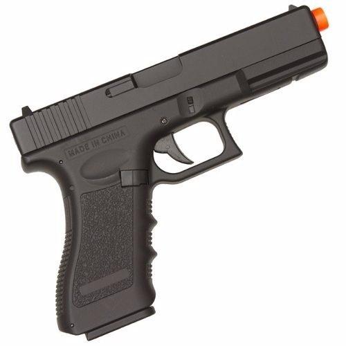 Pistola Airsoft Elétrica Glock 18c Cm030 Cyma Bivolt