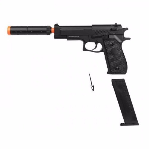 Pistola Airsoft Double Eagle Beretta M22 - Spring