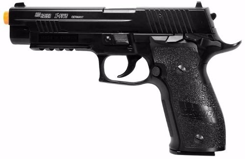 Pistola Airsoft Sig Sauer P226 X-five Co2 Gbb Full Metal