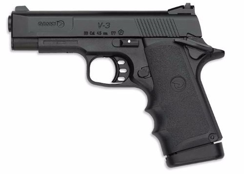 Pistola De Pressão Co2 Gamo V3 4.5mm