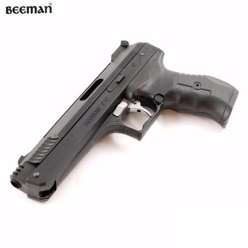 Pistola De Pressão Beeman P17 2004 Gii Cal.22 5.5mm