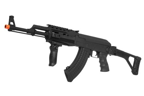 Rifle Airsoft Ak47 Tactical Semi/metal - Cal 6,0 Mm