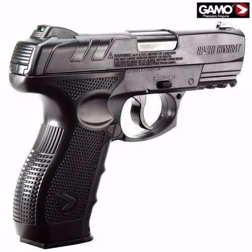 Pistola De Pressao Co2 Gamo Gp 20 4.5mm