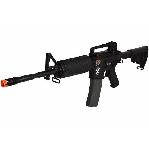 Rifle de Airsoft G&g Cm16 Carbine Combo Semi-metal  6mm