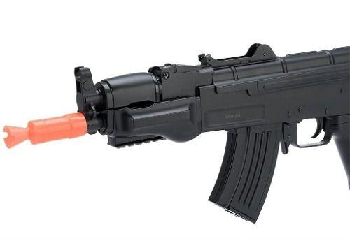 Rifle Airsoft Ak47 Spetsnaz Cm521 - 6mm - Cyma