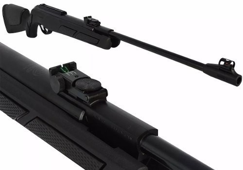 Carabina Pressão Chumbinho Espingarda Gamo Shadow Dx 5.5mm