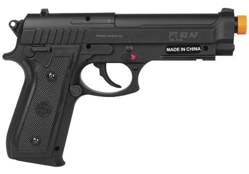 Pistola Airsoft Co2 Taurus Pt92 Cybergun Polímero Gás