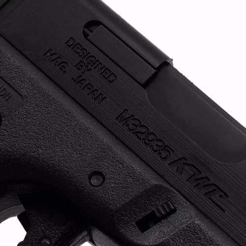 Pistola Airsoft Glock G7 Kwc Spring Gun - 6 Mm
