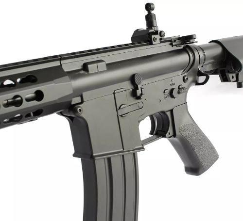 Rifle Airsoft Polímero M4a1 Cyma CM515 Elétrico