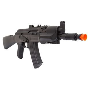 CÓPIA - Rifle de Airsoft Spring  Ak47 Spetsnaz Cal. 6mm Cybergun