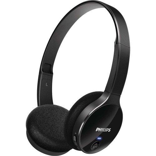 Fone de Ouvido Bluetooth Philips SHB4000/00 - PRETO