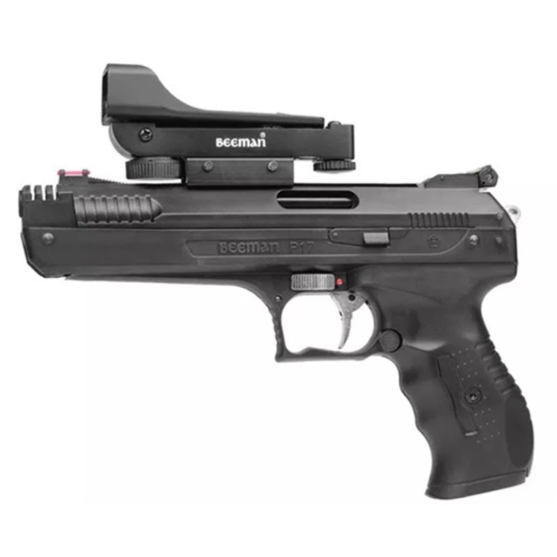 Pistola Beeman 5.5 Red Dot + Case Tsunami
