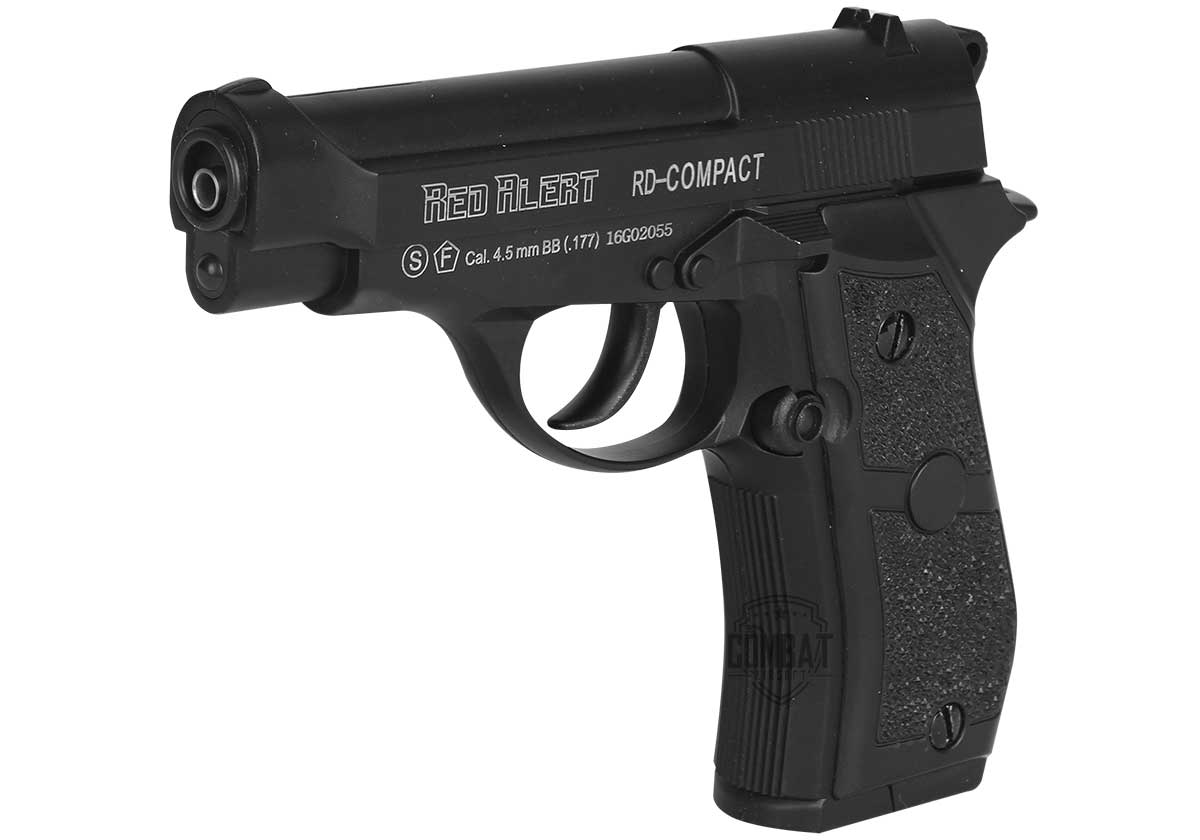 Pistola Gamo Co2 Red Alert Rd Compact 4.5mm