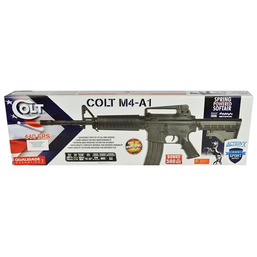 Rifle Airsoft Spring Colt M4A1 CyberGun