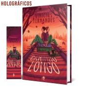 Livro Caminho Longo - CAPA HOLOGRÁFICA