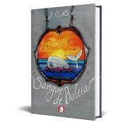 Livro Sangue de Baleia