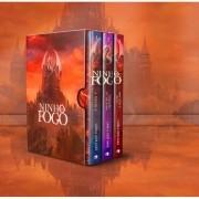 Box Ninho de Fogo (Trilogia Completa)