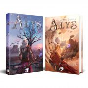 *** Pré-Venda *** do Combo Alys - Livros Alpha e Ômega