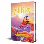 Livro Aika - A Canção dos Cinco