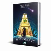 Livro Metrópole das Superstições