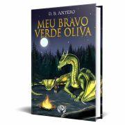 Livro Meu Bravo Verde Oliva