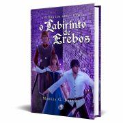 Livro O Labirinto de Erebos