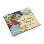 Livro Os Quatro Dragões