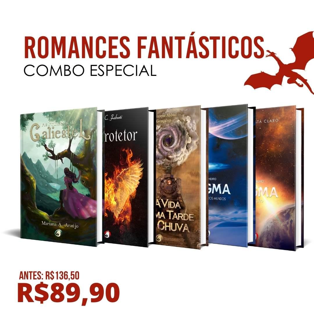 *** Combo Romances Fantásticos ***
