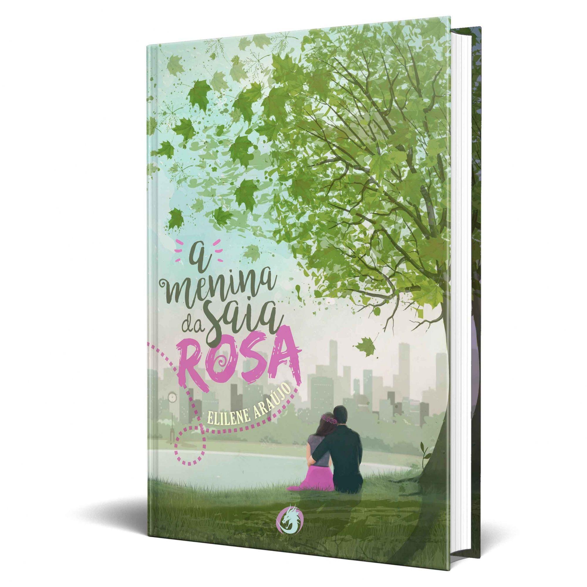 Livro A Menina da Saia Rosa