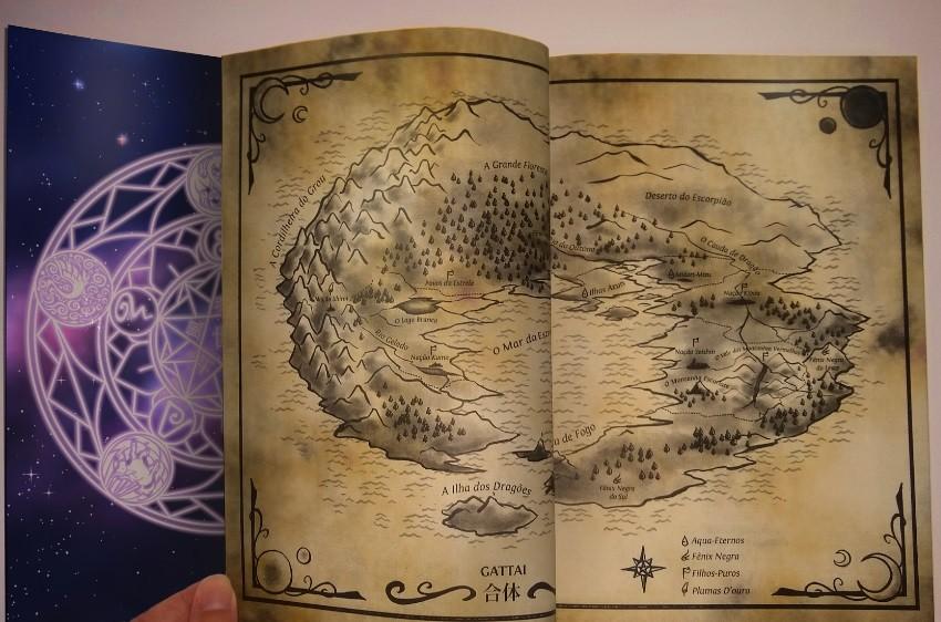Livro Aika - A Canção dos Cinco Edição de Aniversário